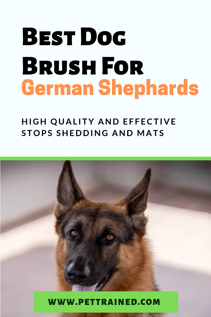 If you have a German shepherd dog breed, there are many ways in which you can show that you love and care for your pet. One way is by making sure your dog is well-groomed.  Here is a list of the best Dog brush for german shepherds you can use for proper grooming here. This brush will also help control shedding, mats, and tangles. #dogbrush #dogfur #germanShepherd #grooming #pets #dog #shedding