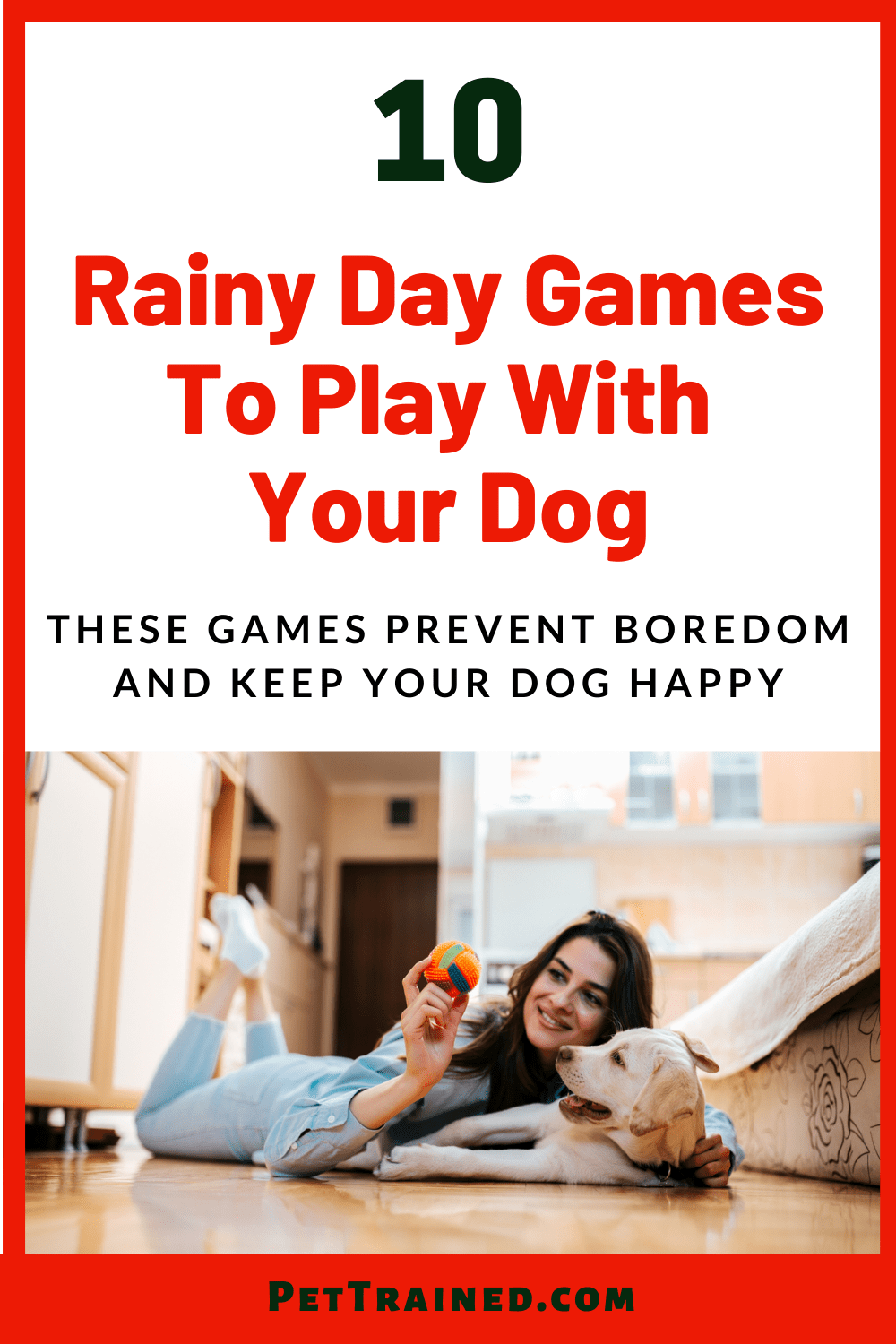 dog games to keep them busy