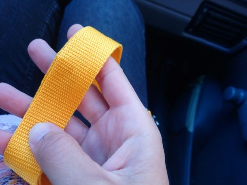 Adjustable Car Safety Belt For Dogs photo review